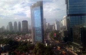 Jakarta downtown_Arno Maierbrugger