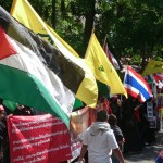 Palestinians protest in Bangkok (photoblog)