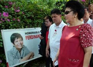 Bongbong, Imelda warming up for Philippine elections