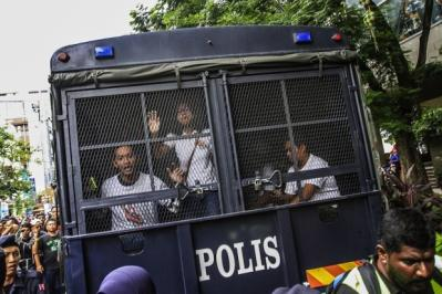 Malaysia: Anti-Najib protests escalate; Qatar, China interested in troubled fund 1MDB