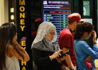 Malaysian ringgit at lowest level in decades