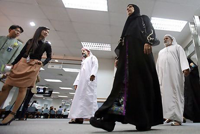Five reasons Middle Easterners are looking to ASEAN