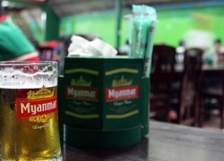 Kirin aims to make Myanmar Beer a regional brand