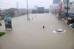 pattaya flooding