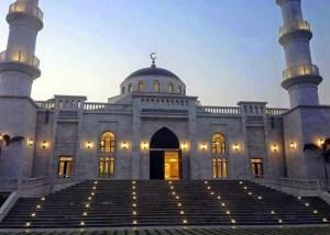 Al Serkal Mosque_Phnom Penh