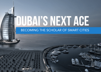 Dubai's Next Ace: Becoming the Scholar of Smart Cities