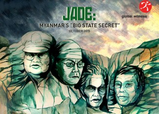 Myanmar's jade mining industry an illicit $31-billion business