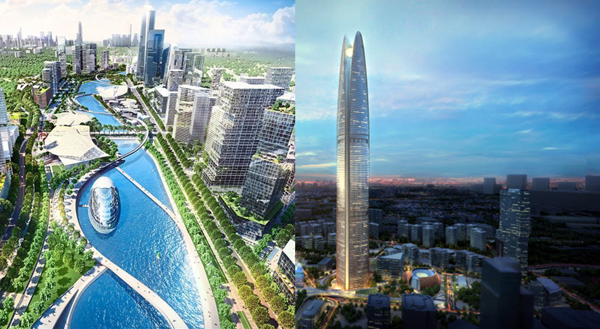 "Bangkok, KL set to become new global ""super cities"""