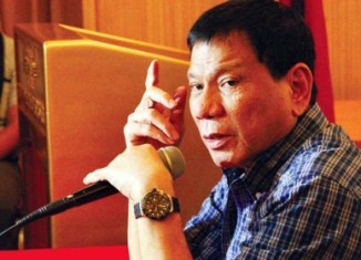 Hardliner Duterte keeps leading Philippine elections polls