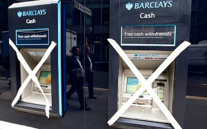 Barclays ATM