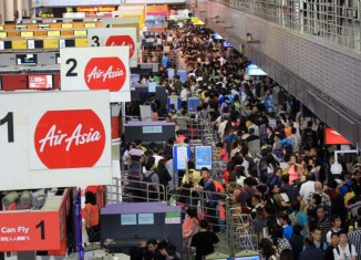 Thailand's tourism numbers at all-time high