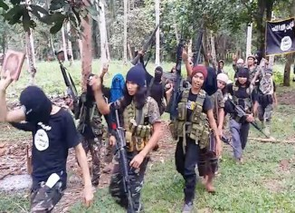 "Philippine southern militants form ""Islamic State province"""