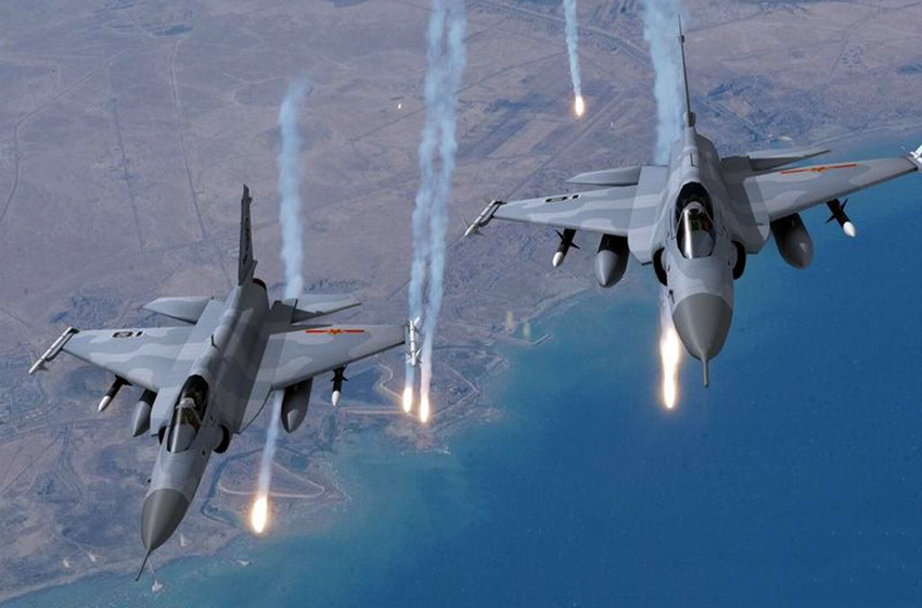 Myanmar steps up defense industry, buys fighter jets made in Pakistan
