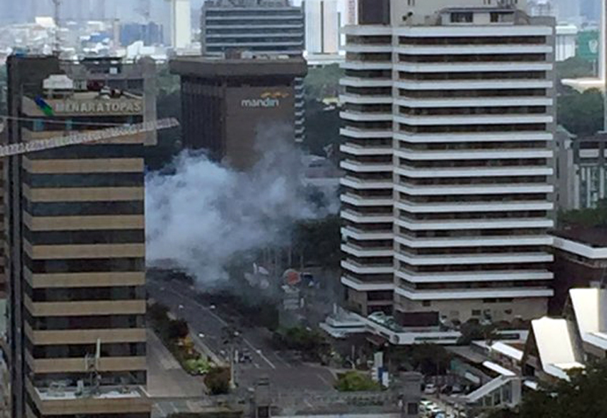 Suicide bombing terror back in Southeast Asia – Islamic State claims responsibility