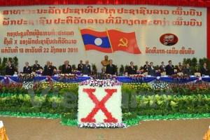 Laos party congress