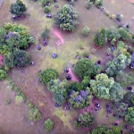 Drone flight over Laos' most mysterious corner (video)