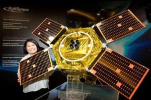 Singapore TeLEOS-1 satellite