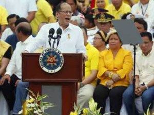 Aquino speech