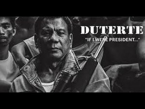 Duterte - if I were president