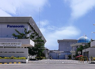 Toshiba, Panasonic cease manufacturing in Indonesia
