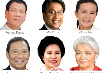 Presidential election campaigns in the Philippines kick off – six candidates get ready