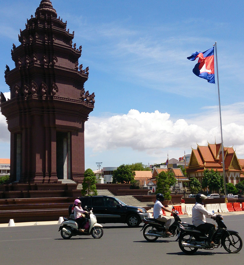 Cambodia's poverty rate dropping rapidly