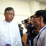 Charity leader could become Myanmar's next president