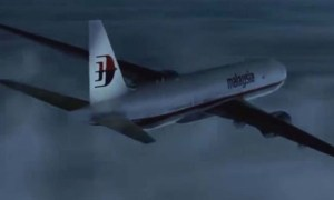 MH370 last flight