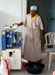 Somchai Samarntrakun, Chairman Koiruttakwa Golden Land Community_Arno Maierbrugger