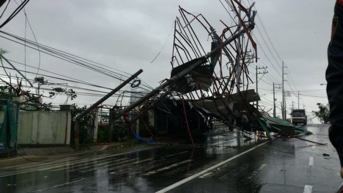 Crumbling infrastructure in the disaster prone Philippines has hindered growth across sectors. Photo: Imran Saddique
