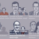 """Son of Malaysia's Prime Minister appears on """"Panama Papers"""""""