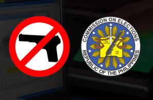 Philippine elections gun ban