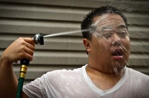 Thailand heatwave