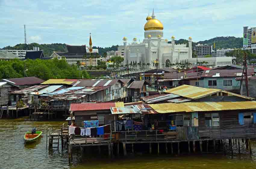 IMF says Brunei's economy to contract sharply in 2016