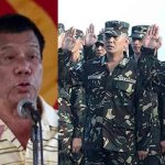 Duterte: I'll accept firearms from China
