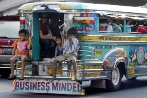 Jeepney_business minded