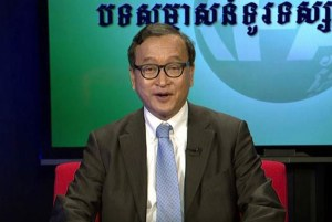 Sam Rainsy_RFA interview