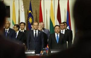 ASEM meeting