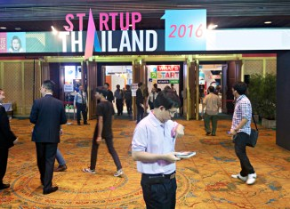 Thailand seeks to become Southeast Asia's start-up hub