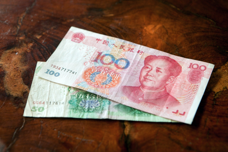 """Cambodia to get third """"official"""" currency: The yuan"""