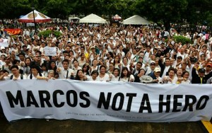 Anti-Marcos protests