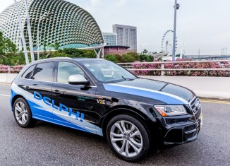 Singapore to launch self-driving taxis next year
