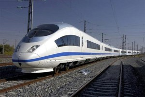 High-speed railway