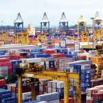 Singapore exports drop sharply on weak global demand