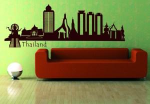 Thailand-Wall art