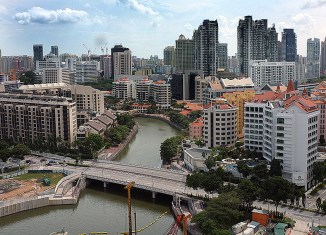 Singapore residential property prices keep dropping