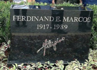 Marcos opponents want buried dictator's remains exhumed