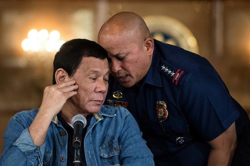 "Philippines halts war on drugs to ""clean up"" corrupt police"