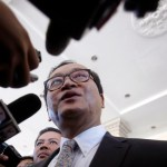 Cambodia opposition in shock after leader's resignation