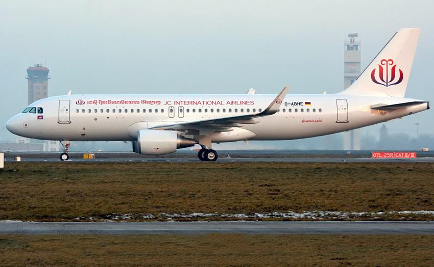 New airline takes off in Cambodia   Investvine
